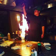 Kabuto Japanese Steakhouse - Japanese - Let your ordered food be cooked in front of you and taste all amazing foods at the Kabuto Japanese Steakhouse