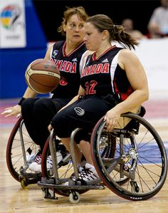 wheelchair basketball - respect