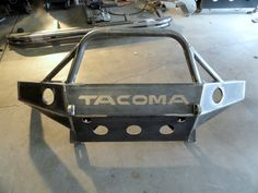 Relentless Fab '05-11 Tacoma plate bumpers buy - Tacoma World Forums