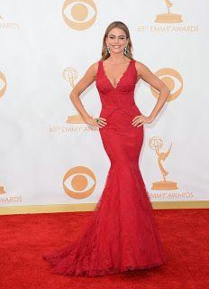 Sofia Vergara  Emmy Awards 2013