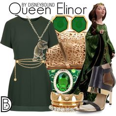 Queen Elinor by leslieakay on Polyvore featuring Topshop, BCBGMAXAZRIA, Spring Street, Vince Camuto, ASOS and Chanel