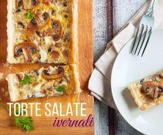 10 ricette di torte salate invernali
