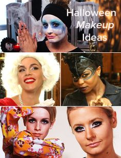 From Lady Gaga to Marilyn Monroe, 7 Halloween makeup looks you can master!