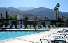 the horizon hotel palm springs - Google Search