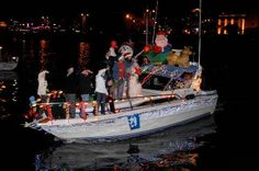 San Diego Bay Parade Of Lights Brilliant The Best And In My Mind The Only Dicks Last Resort Gaslamp Design Decoration