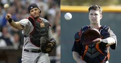 Yadier Molina and Buster Posey are the powerful men behind the plate for the National League.