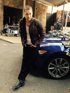 What kind or brand of jacket is Ryan Eggold wearing in this photo? Blacklist Serie, Megan Boone, James Spader, New Amsterdam, American Crime, Perfect Together, Celebs, Celebrities, Best Tv