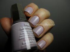 Mavala [nail polish] - no. 108 Lavender http://www.maviesanscruaute.fr/