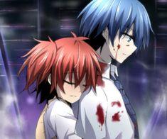Imagem de blood, love, and azuma tokaku Yuri Anime, Manga Anime, Riddle Story Of Devil, Akuma No Riddle, Hiro Big Hero 6, Fanart, Riddles, Shoujo, Anime Characters