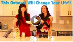 Oatmeal hater? Try this oatmeal recipe and see if it won't change your mind. Oatmeal lover... well you are going to flip over this! www.TrimHealthyMama.com