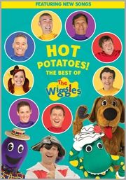 Sing and dance with the as they perform their most loved songs in Hot Potatoes! The Best of the Wiggles! The Wiggles have drawn millions of pe. Educational Toys For Kids, Kids Toys, Wag The Dog, Hammersmith Apollo, The Wiggles, Madison Square Garden, Movie Releases, Kids Videos, News Songs