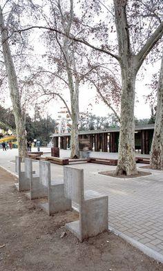 Galería de Pabellones Parque Independencia / Rafael Iglesia - 16