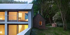 Gallery of House in the Woods / Studio Nauta - 3