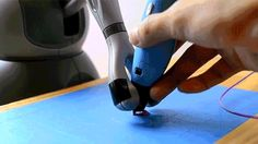 Handheld 3D printing pens seem like a cheaper alternative to those giant autonomous boxes, but they require more patience than most of us can muster, and a decent level of artistic capability. This robot arm can help with the latter, by controlling where the pen can move to ensure better results.