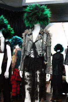 Met gala punk chaos to couture