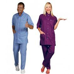 DOMINO Chef Jackets, Fashion, Tunic, Moda, Fashion Styles, Fashion Illustrations, Fashion Models