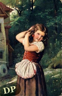 Cherry earrings by Johann Georg Meyer von Bremen (1813 – 1886, German)