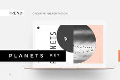 Presentation Templates: Dima Isakov - PLANETS Keynote Template + Bonus