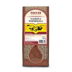 Nasiona wiesiołka - można z nich przygotowywać napar, dodawać do owsianek, muesli. Doskonałe źródło kwasu GLA. Muesli, Bottle Opener, Wall, Granola, Walls