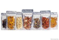 ukiha hyakusyogumi, Dried fruit package : Design by Seiichi Maesaki #Package,