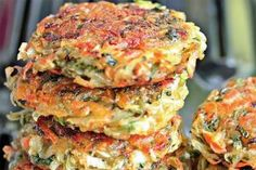 Homemade hashbrowns with veggies Carrot Recipes, Vegetable Recipes, Vegetarian Recipes, Cooking Recipes, Healthy Recipes, Cooking Pork, Rhubarb Recipes, Healthy Cooking, Breakfast Recipes