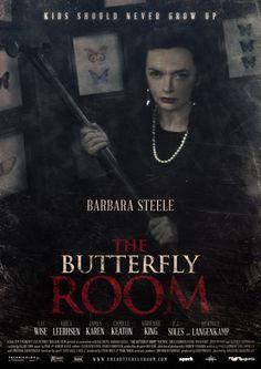 Barbara Steele ... starring a new horror movie? Amazing.