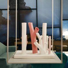 Vaso Vulcano - Adriani e Rossi | Ceramica | Pinterest