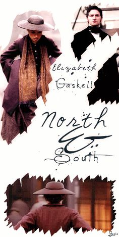North & South- I realised that I didn't have this one, so obviously I should have it, because it's North and South. And I do so love my North and South.