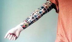 El tatuaje del community manager / @empresas20   #readyforsocialmedia