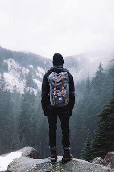 voyage en pack sac