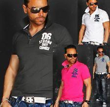 Stegol Herren Kurarm Shirt T Shirt Polo Poloshirt Polohemd Hemd GR M XXL 152 | eBay