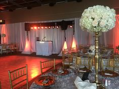 Orilla del Rio Ballroom Stage Lighting, Lights, Table Decorations, Room, Home Decor, Highlight, Homemade Home Decor, Lighting, Rooms