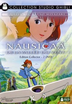 Nausicaa de la vallée du vent / La princesse des étoiles - Studio Ghibli Hayao Miyazaki, Nausicaa, Isao Takahata, Film D, Studio Ghibli Art, Watercolor Lettering, Good Movies To Watch, Prince, Ghibli Movies