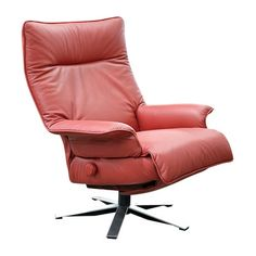Floor Swivel Recliner Chair 360 Degree Rotation Living Room Furniture Modern Japanese Design Leather Armchair Chaise Lounge To Adopt Advanced Technology Living Room Furniture Chaise Lounge