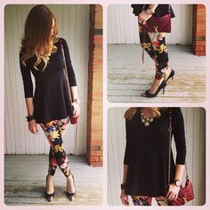 leggings outfits 15 -  #outfit #style #fashion