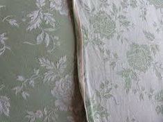 Image result for vintage french mattress ticking