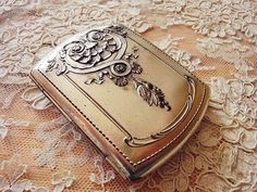 Cigarette case.