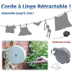 Cache climatisation s habillage clim pinterest - Etendoir a linge retractable ...