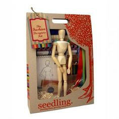 Great for the girl who wants to be the next Coco Chanel http://www.summerlane.com.au/kids-toys/702-the-fashion-designers-kit-by-seedling-9421901645267.html $54.95
