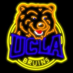 UCLA Bruins Neon Light