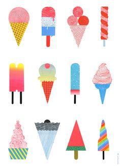 Summer Ice Cream - Hye Jin Chung