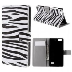 Huawei Honor 4C seepra puhelinlompakko. #seepra #zebra
