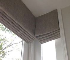 Good blog about window treatments and instructions