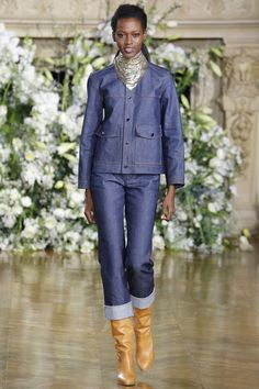 FALL 2016 BEST DENIM.... Vanessa Seward