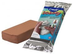 luftrocknende Knetmasse - Modelliermasse Do & dry 1000g terracotta | eBay
