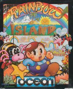 Atari ST Games - Rainbow Islands