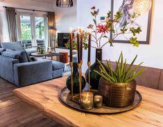 A magical place – Pieters Zevenbergen Home Room Design, Dream Home Design, Home Interior Design, Living Room Designs, Table Decor Living Room, Living Styles, Decorating Coffee Tables, Diy Home Crafts, Home And Living