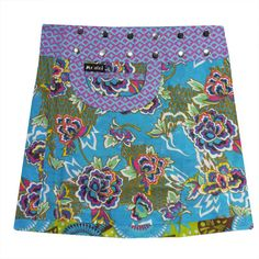 Moshiki Rock Bagel - XL version. Watch the details and reversible side of this skirt » visit POCAIDO ROCK SHOP for these #skirts by the picture-link. There will be versions for Summer temperature. #Moshiki #Wickelrock #Wenderock  #Mode ➽ https://pocaido.com/moshikiroecke.html
