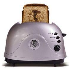 Blackhawks bread.