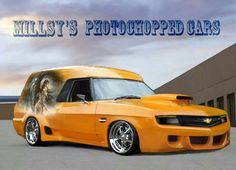 Awesome HX Panelvan